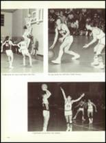 1973 Crespi Carmelite High School Yearbook Page 128 & 129