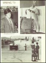 1973 Crespi Carmelite High School Yearbook Page 150 & 151