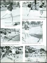 1973 Crespi Carmelite High School Yearbook Page 152 & 153