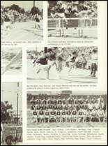 1973 Crespi Carmelite High School Yearbook Page 154 & 155