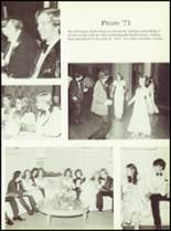 1973 Crespi Carmelite High School Yearbook Page 156 & 157