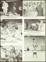 1973 Crespi Carmelite High School Yearbook Page 158 & 159