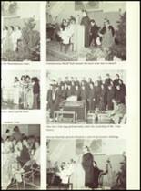 1973 Crespi Carmelite High School Yearbook Page 162 & 163