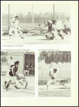 1973 Crespi Carmelite High School Yearbook Page 164 & 165