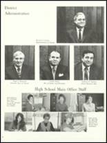 1971 Niskayuna High School Yearbook Page 12 & 13