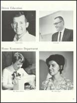 1971 Niskayuna High School Yearbook Page 16 & 17