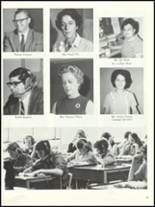 1971 Niskayuna High School Yearbook Page 20 & 21