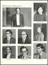1971 Niskayuna High School Yearbook Page 22 & 23