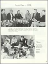 1971 Niskayuna High School Yearbook Page 32 & 33