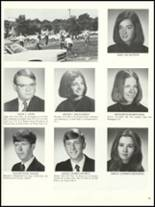 1971 Niskayuna High School Yearbook Page 34 & 35