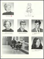 1971 Niskayuna High School Yearbook Page 40 & 41