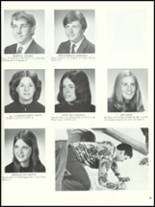 1971 Niskayuna High School Yearbook Page 42 & 43