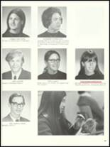 1971 Niskayuna High School Yearbook Page 52 & 53