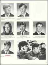 1971 Niskayuna High School Yearbook Page 58 & 59