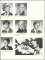 1971 Niskayuna High School Yearbook Page 62 & 63