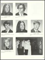 1971 Niskayuna High School Yearbook Page 72 & 73