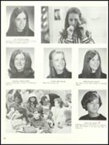 1971 Niskayuna High School Yearbook Page 88 & 89