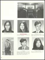 1971 Niskayuna High School Yearbook Page 92 & 93