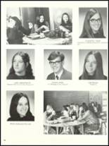 1971 Niskayuna High School Yearbook Page 100 & 101