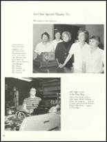 1971 Niskayuna High School Yearbook Page 108 & 109