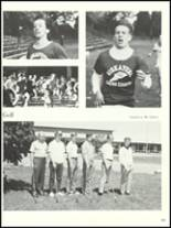 1971 Niskayuna High School Yearbook Page 156 & 157