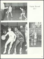 1971 Niskayuna High School Yearbook Page 164 & 165