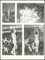 1971 Niskayuna High School Yearbook Page 166 & 167