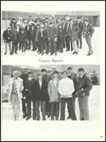 1971 Niskayuna High School Yearbook Page 172 & 173
