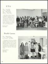 1971 Niskayuna High School Yearbook Page 188 & 189