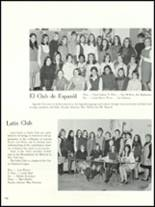 1971 Niskayuna High School Yearbook Page 196 & 197