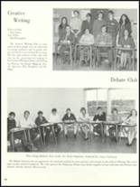 1971 Niskayuna High School Yearbook Page 198 & 199