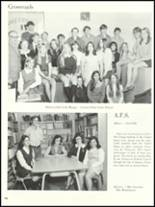 1971 Niskayuna High School Yearbook Page 202 & 203