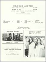 1971 Niskayuna High School Yearbook Page 206 & 207