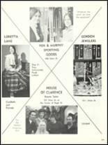 1971 Niskayuna High School Yearbook Page 222 & 223