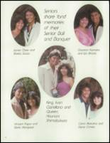 1983 Waianae High School Yearbook Page 16 & 17