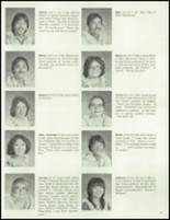 1983 Waianae High School Yearbook Page 24 & 25
