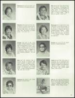 1983 Waianae High School Yearbook Page 26 & 27