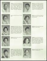1983 Waianae High School Yearbook Page 30 & 31