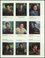 1983 Waianae High School Yearbook Page 42 & 43