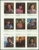 1983 Waianae High School Yearbook Page 50 & 51