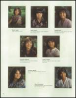 1983 Waianae High School Yearbook Page 52 & 53