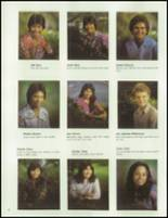 1983 Waianae High School Yearbook Page 56 & 57