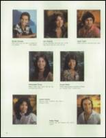 1983 Waianae High School Yearbook Page 58 & 59