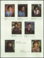 1983 Waianae High School Yearbook Page 62 & 63