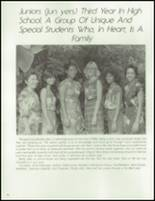 1983 Waianae High School Yearbook Page 74 & 75