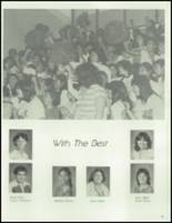 1983 Waianae High School Yearbook Page 90 & 91