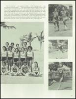1983 Waianae High School Yearbook Page 140 & 141