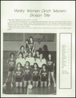 1983 Waianae High School Yearbook Page 142 & 143