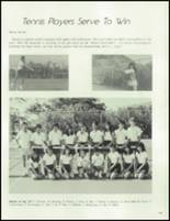 1983 Waianae High School Yearbook Page 150 & 151