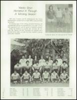 1983 Waianae High School Yearbook Page 158 & 159